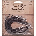 Tim Holtz - Idea-Ology Elastic Bands 15/Pkg