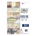 Prima Marketing - St. Tropez - Paperpad A4  (30/pkg)
