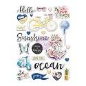 Prima Marketing - St. Tropez - Puffy stickers