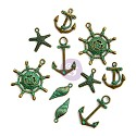 Prima Marketing - St. Tropez - Metal Embellishments