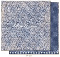 Scrappapier Maja Design - Denim & Friends - Paisley