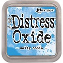 Distress Oxides Ink Pad - Salty Ocean