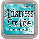 Distress Oxides Ink Pad - Peacock Feathers