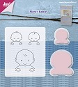 Mery`s - Stamp + Stencil - Mery`s Babies