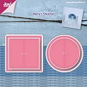 Joy! Crafts - Cutting & Embossing mal - Mery`s Luiken