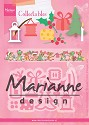 Marianne Design - Collectable - Eline`s Christmas Decoration