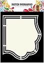 PRE-ORDER 3 - Dutch Doobadoo - Dutch Shape Art - Ornament