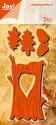 Noor! Design - Cutting & Embossing stencil - Autumn - Herfstboom