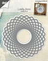 Joy! Crafts - Cutting & Embossing stencil - Lovely Frame - Spirocirkel