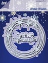 Noor! Design - Winter Wishes - Flonkerende Sterrencirkel