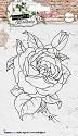 Studio Light - Clearstamp Romantic Botanic - STAMPRB223