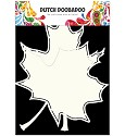 PRE-ORDER 2 - Dutch Doobadoo - Dutch Card Art - Herfstbladeren (2x)