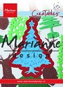 Marianne Design - Creatables - Tiny`s Christmas Tree with Decoration