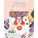 Prima Marketing - Water Coloring Book - Princesses Vol. 2, 24 Sheets