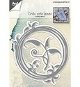 Joy! Crafts - Cutting & Embossing mal - Cirkel met bladeren