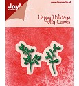 Noor! Design - Happy Holidays - Hulsttakjes