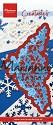 Marianne Design - Creatable - Snowflakes corner