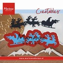 Marianne Design - Creatable - Santa is Coming