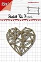 Noor! Design - Scr@p! - Stansmal Heart