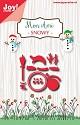 Noor! Design - Mon Ami - Snowy