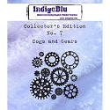 IndigoBlu - Rubber Stamp - A5 Grand Tour 1