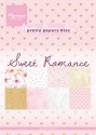 PRE-ORDER 3 - Marianne Design - Paperpad A5 - Sweet Romance