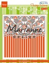 Marianne Design - 3D Design Folder + Die - Anja`s ornamental border