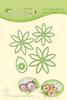 Leave Creatief - Lea`bilitie die - Easy flower die 001