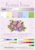 Leane Creatief - Flower foam assortment set 1 pastel
