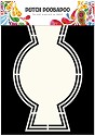 PRE-ORDER 5 - Dutch Doobadoo - Dutch Shape Art - Candy