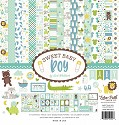 Echo Park - Sweet Baby - Boy Collection Kit 12