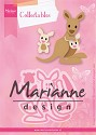 Marianne Design - Collectables - Eline`s kangaroo & baby