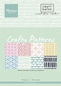 Marianne Design - Paperpad - Crafty Patterns