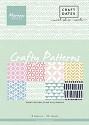 Marianne Design - Paperpad - Crafty Patterns