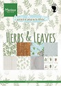 Marianne Design - Paperpad - Herbs & Leaves