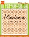 Marianne Design - 3D Embossingfolder - Japanese star