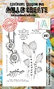 AALL & CREATE - Clearstamp A6 - set #42