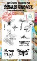 AALL & CREATE - Clearstamp A6 - set #47