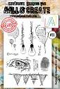 AALL & CREATE - Clearstamp A6 - set #23
