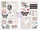 Prima Marketing - Amelia Rose - Chipboard Stickers