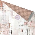 Scrappapier Prima Marketing - Amelia Rose - Texture lover
