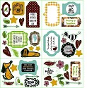 Pronty Scrap by Raffzz - Family Stories - Paper Die Cut Labels