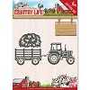 Stansmal - Yvonne Creations - Country Life Tractor
