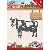 Stansmal - Yvonne Creations - Country Life Cow