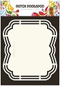 PRE-ORDER 4 - Dutch Doobadoo - Dutch Shape Art - Cascade