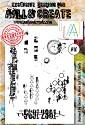 AALL & CREATE - Clearstamp A6 - set #10