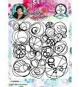Studio Light - ART BY MARLENE - Cling Stamp Background 12