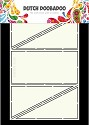 PRE-ORDER 1 - Dutch Doobadoo - Dutch Card Art - Diagonal Fold