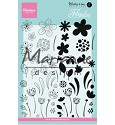 Marianne Design - Clearstamp - Karin Joan / Floralia