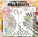 AALL & CREATE - Stencil set #27